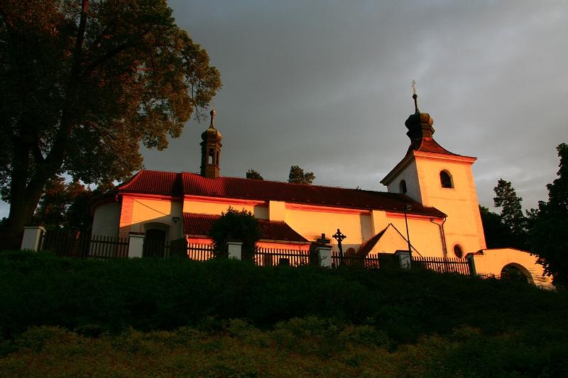 KOSTEL - Hanka Kučerová
